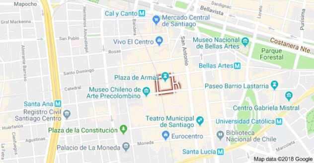 Departamento Alojamientos Sandra (Chile Santiago) - Booking.com 06f512ac29b