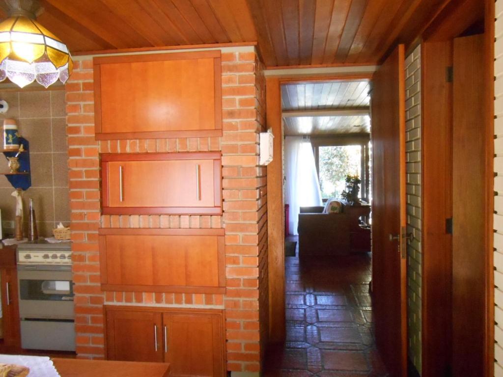 378 Casa estilo chalé - Para 10 pessoas