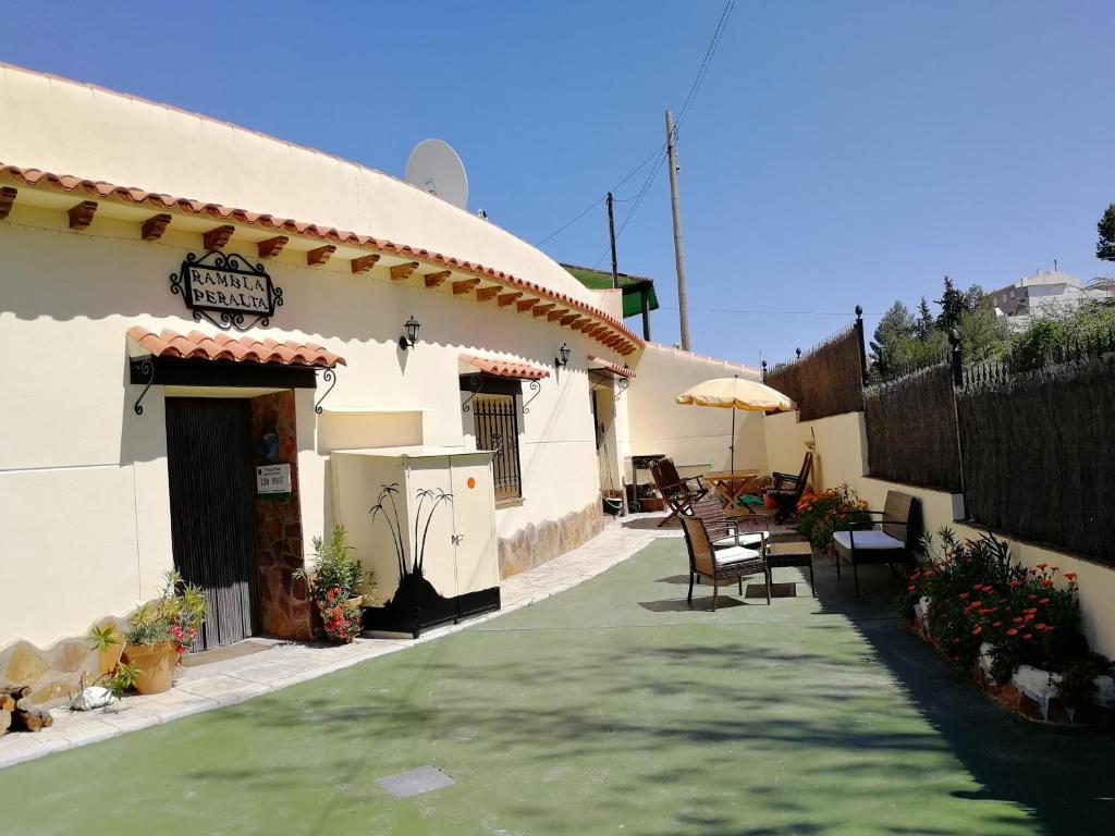 بيت عطلات Cueva Peralta (إسبانيا Cortes de Baza) - Booking.com