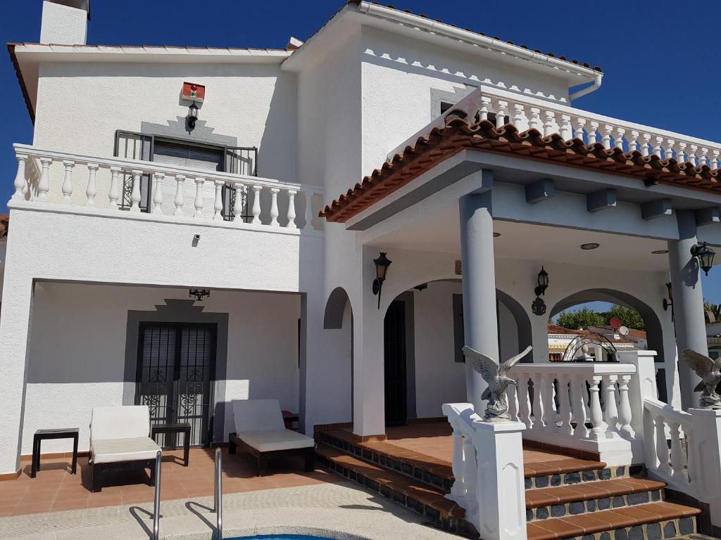 Casa de vacaciones Carrer Montseny, 123 (España Ampuriabrava ...