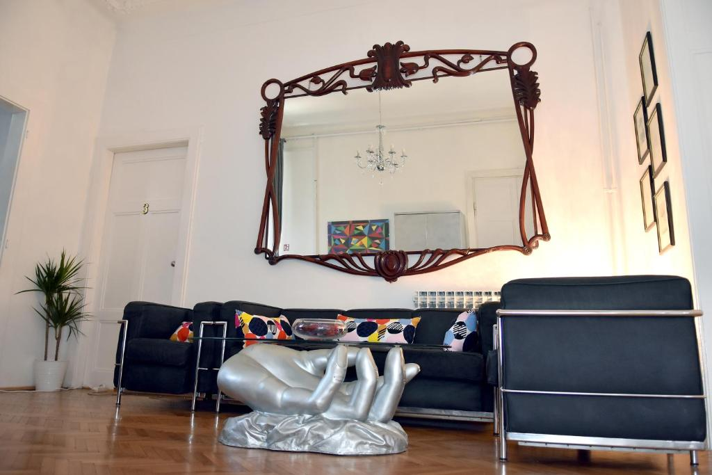 Noble Apartments & Rooms (Croácia Zagreb) - Booking.com