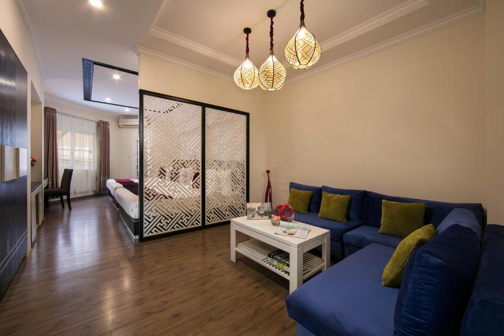 Khách Sạn Hà Nội Serenity