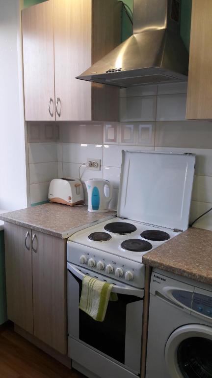 Отзывы Apartments on Oktyabrskaya