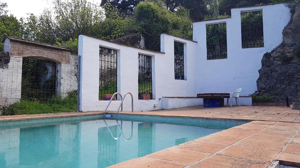 Casa de campo Casa el Molino (España Júzcar) - Booking.com