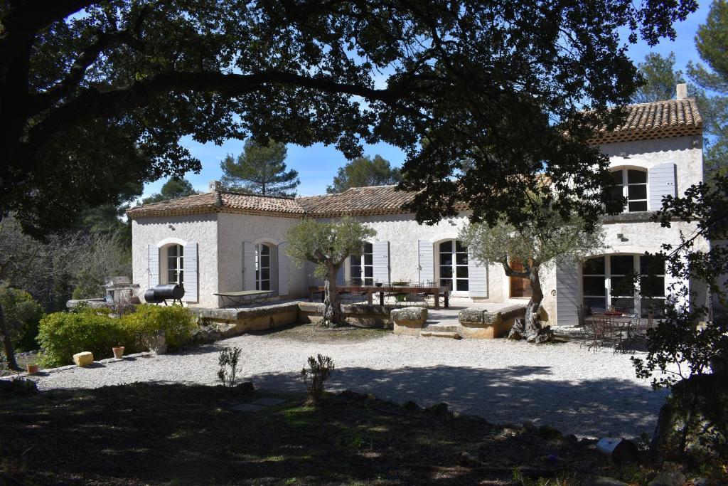 Casa de campo Mas Octave (Francia Simiane-Collongue ...