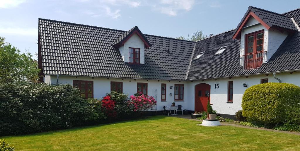 Pensión Svanfolk Holiday Rentals (Dinamarca Kongerslev ...