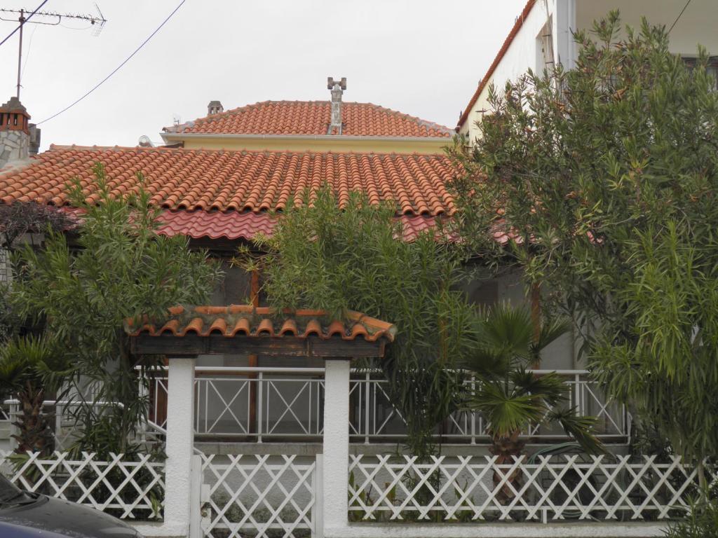 Casa de temporada Summer House Elena (Grécia Keramoti ...