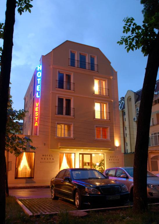 Хотел Веста