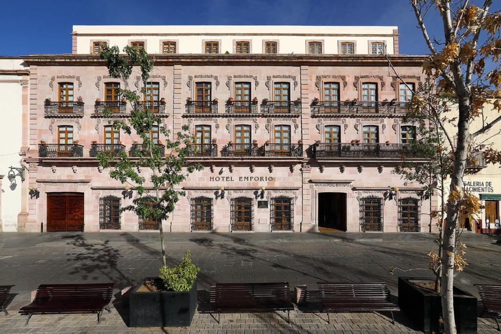 5ccd9c330 Hotel Emporio Zacatecas (México Zacatecas) - Booking.com