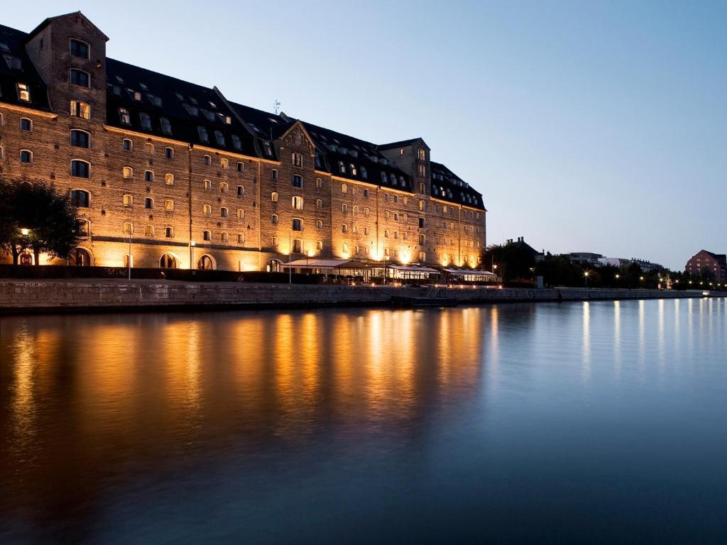 Copenhagen admiral hotel dinamarca copenhague for Boutique hotel kopenhagen