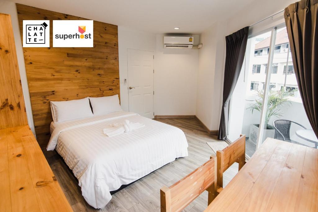 Hotel Chalatte Loft (Tailândia Chiang Mai) - Booking.com