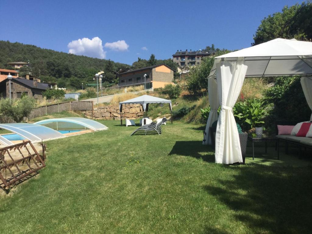 Casa de campo Cal Gual (España Aravell) - Booking.com