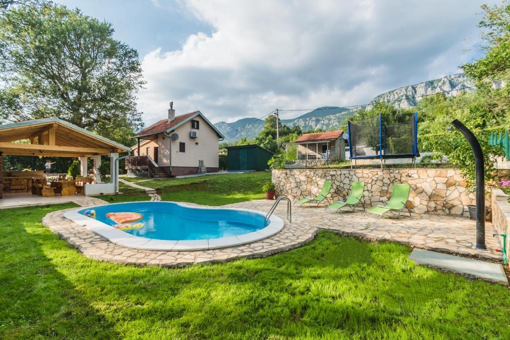 Casa de temporada Lana (Croácia Grižane) - Booking.com