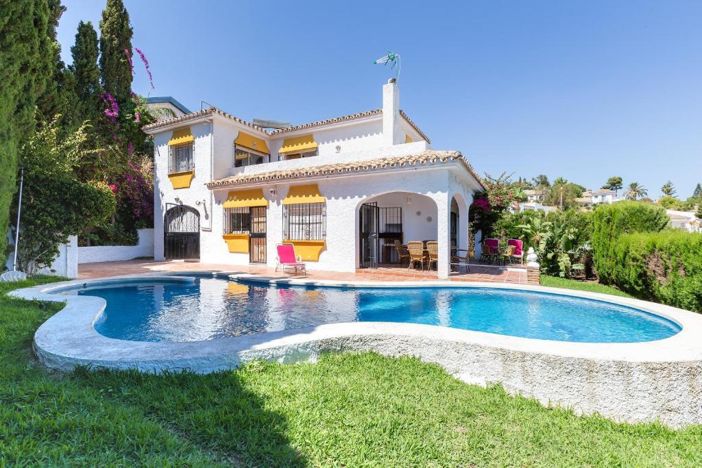 Casa de vacaciones HM Capellanias Benalmadena (España ...