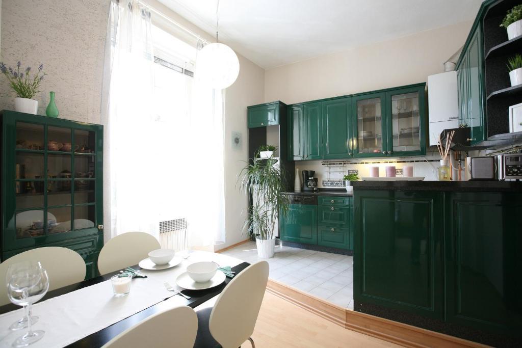 Apartment Karolina Prague Czech Republic