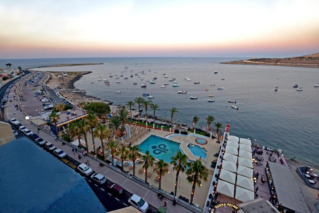 Qawra Palace Hotel, סיינט פול ביי – מחירים מעודכנים לשנת 2019