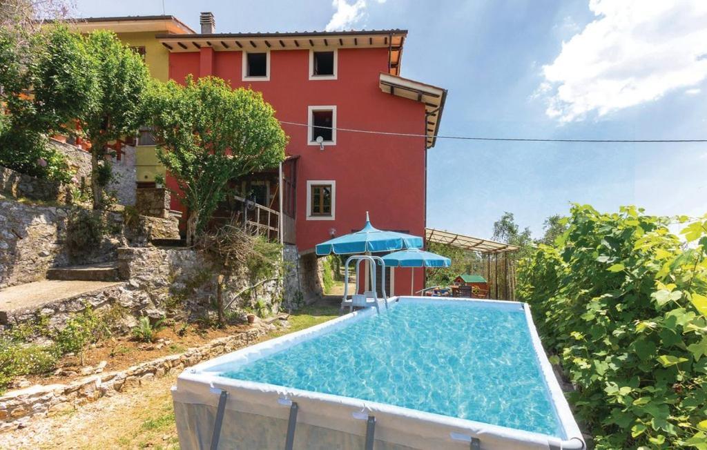 Casa de campo Casa Iris (Italia Gombitelli) - Booking.com