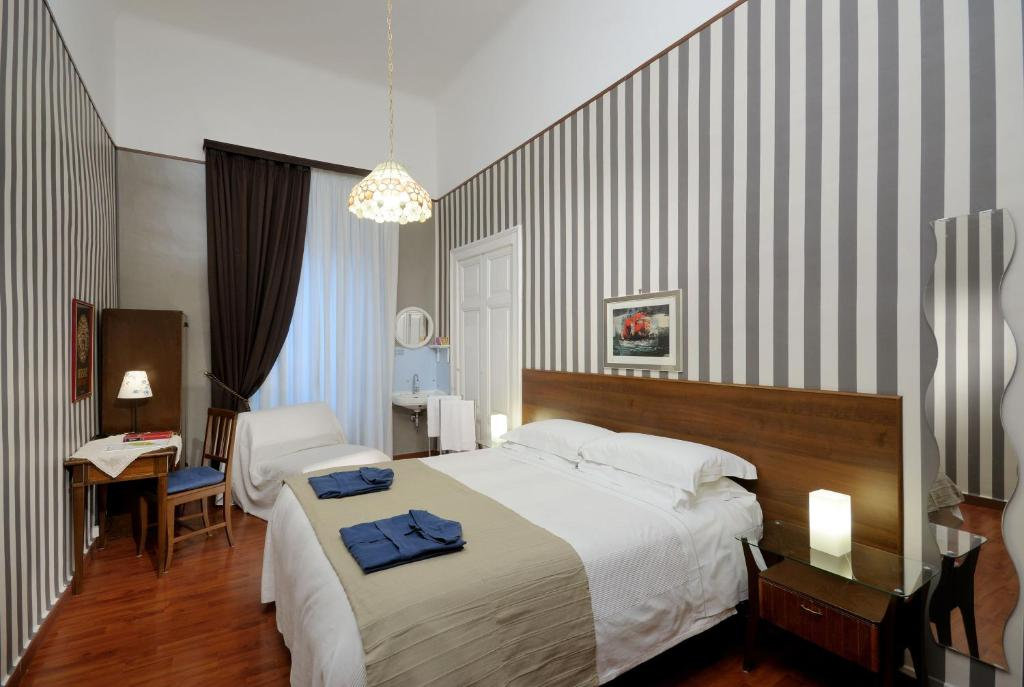 O Hotel Boccaccio é uma boa opção de hospedagem em Trevi