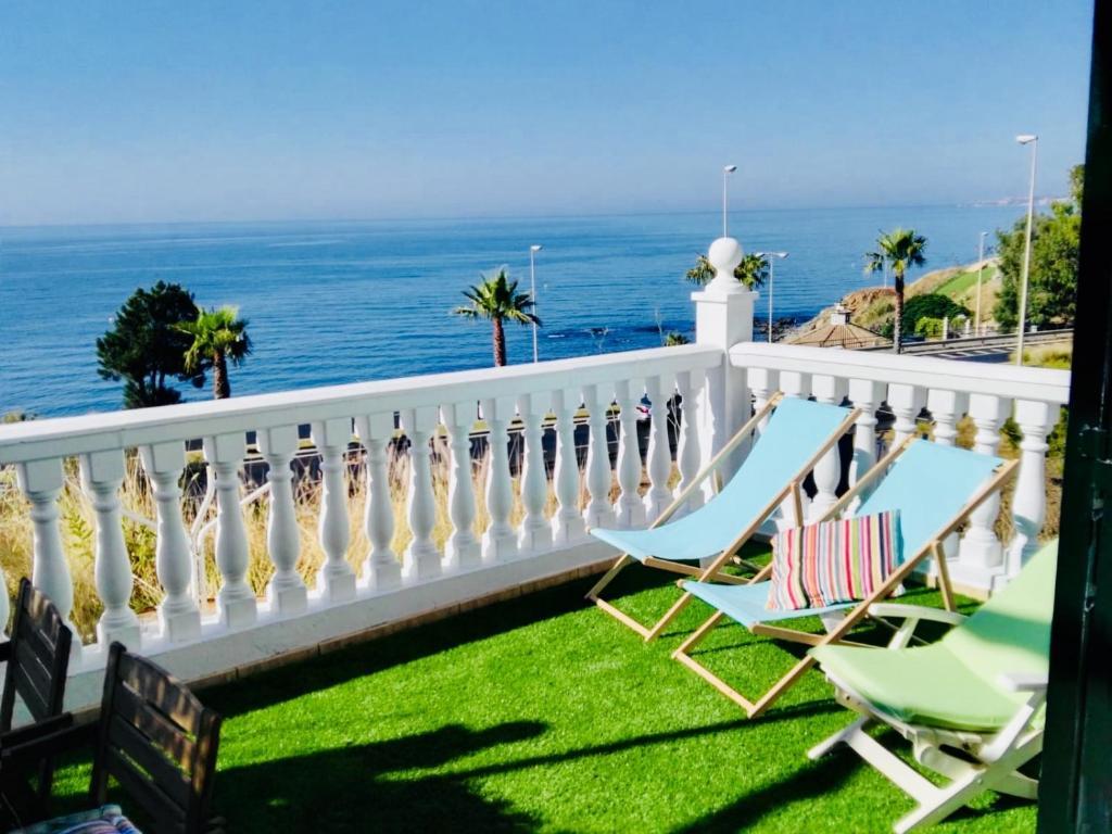 Casa de vacaciones La Perla Beachfront (España Benalmádena ...