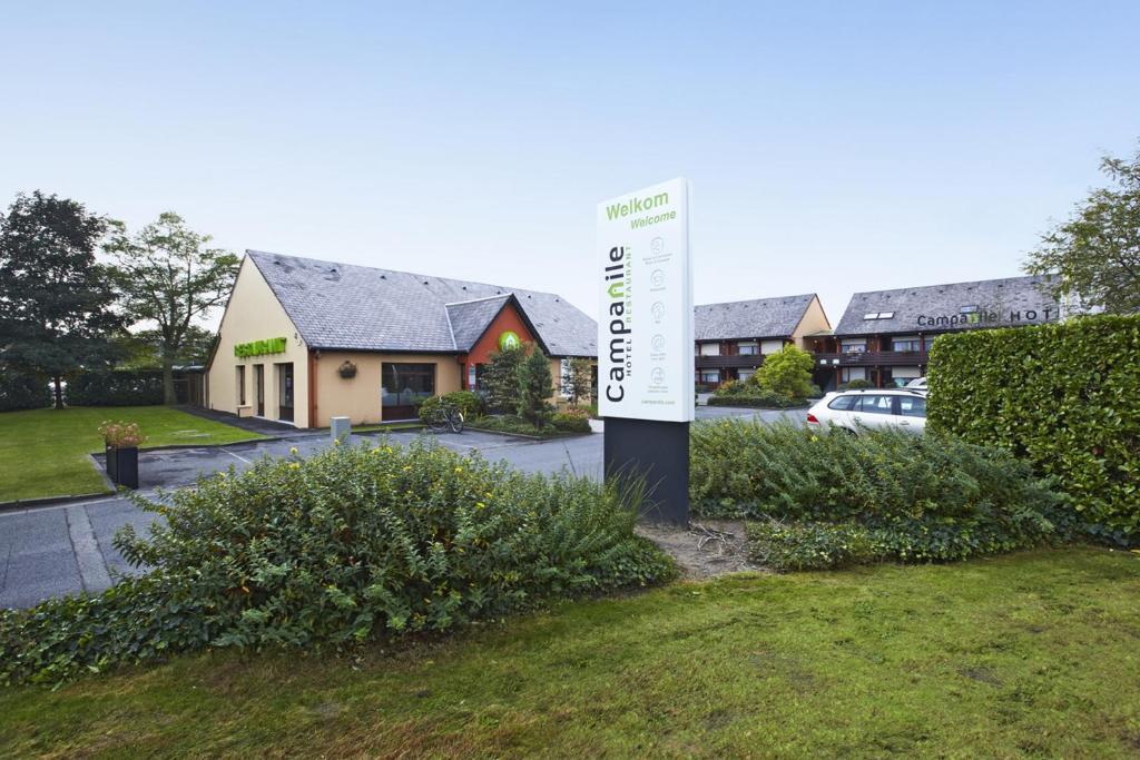 Campanile Hotel & Restaurant Gent