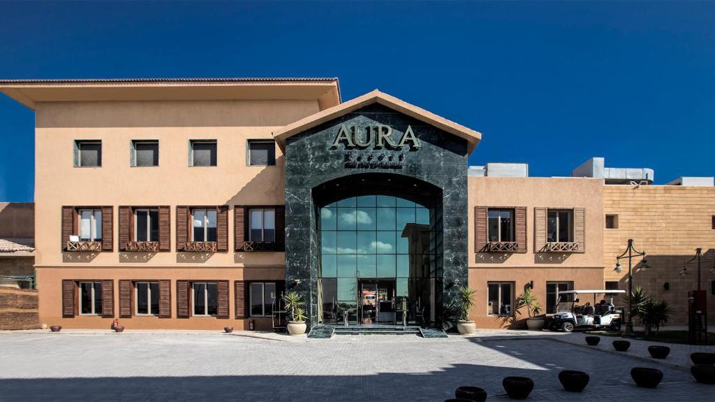 Aura Resort Sidi Abdel Rahman