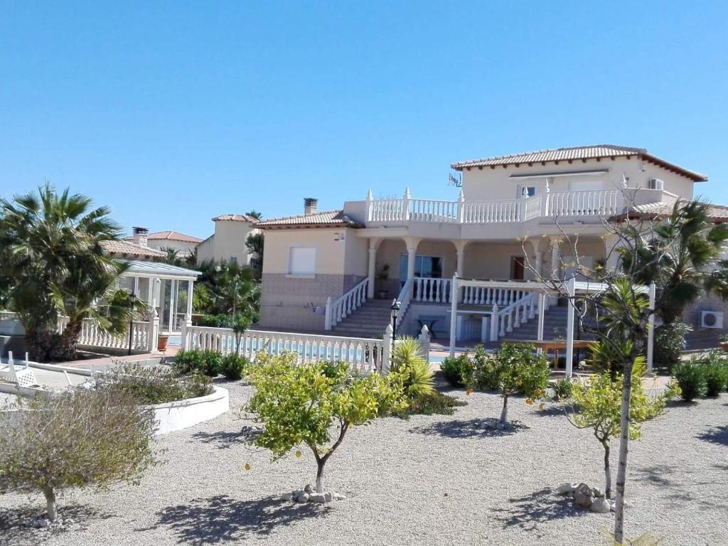Villa del Rio (España Campos del Río) - Booking.com