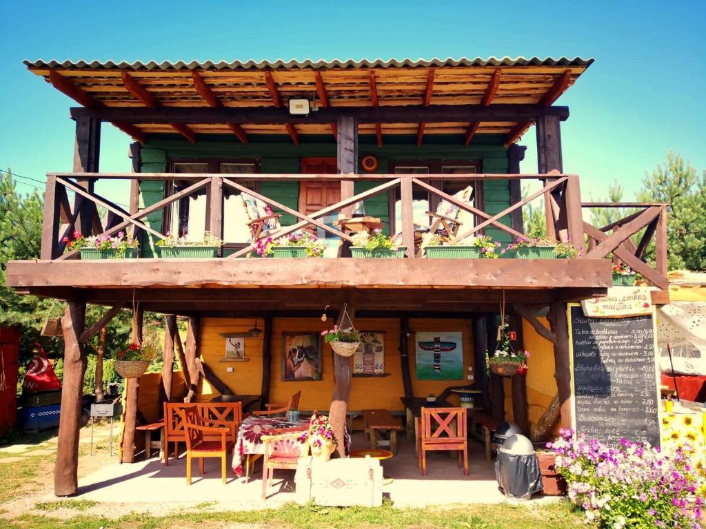 Vinetu village (Lituânia Rumpiškė) - Booking.com