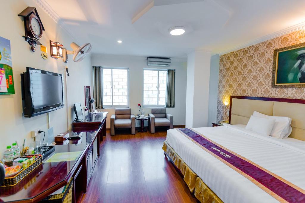 Khách sạn A25 - Lương Ngọc Quyến