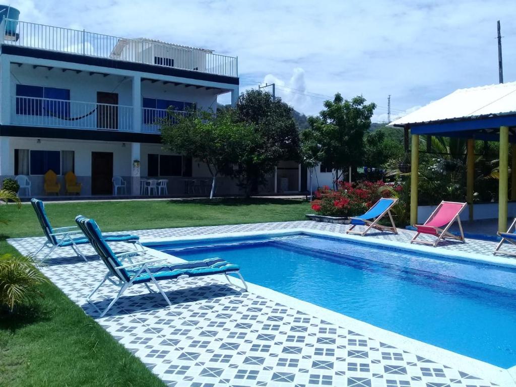 Casa de Campo Palmarito (Colômbia Tubará) - Booking.com