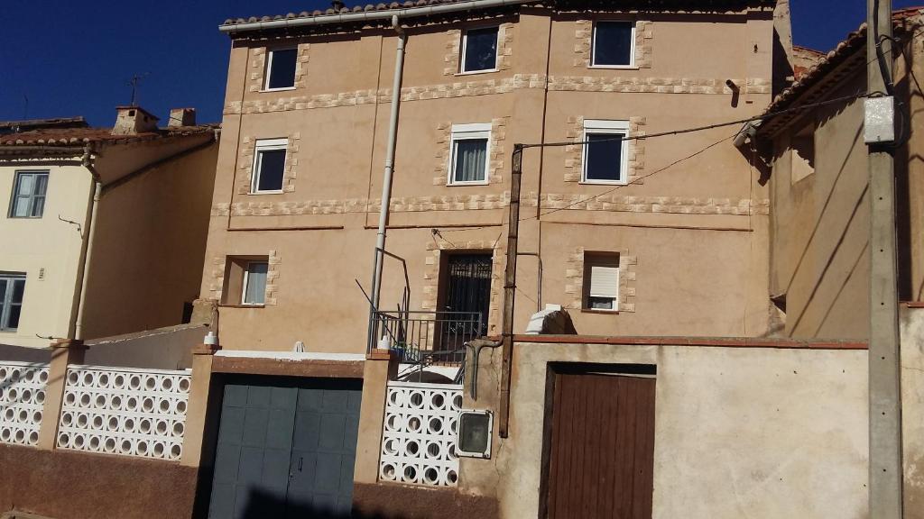 Casa de vacaciones Hispanoconcucense (España Teruel ...