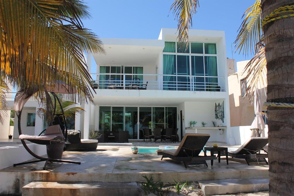 779119e9ee82d Villa Mercedes (México Chicxulub) - Booking.com