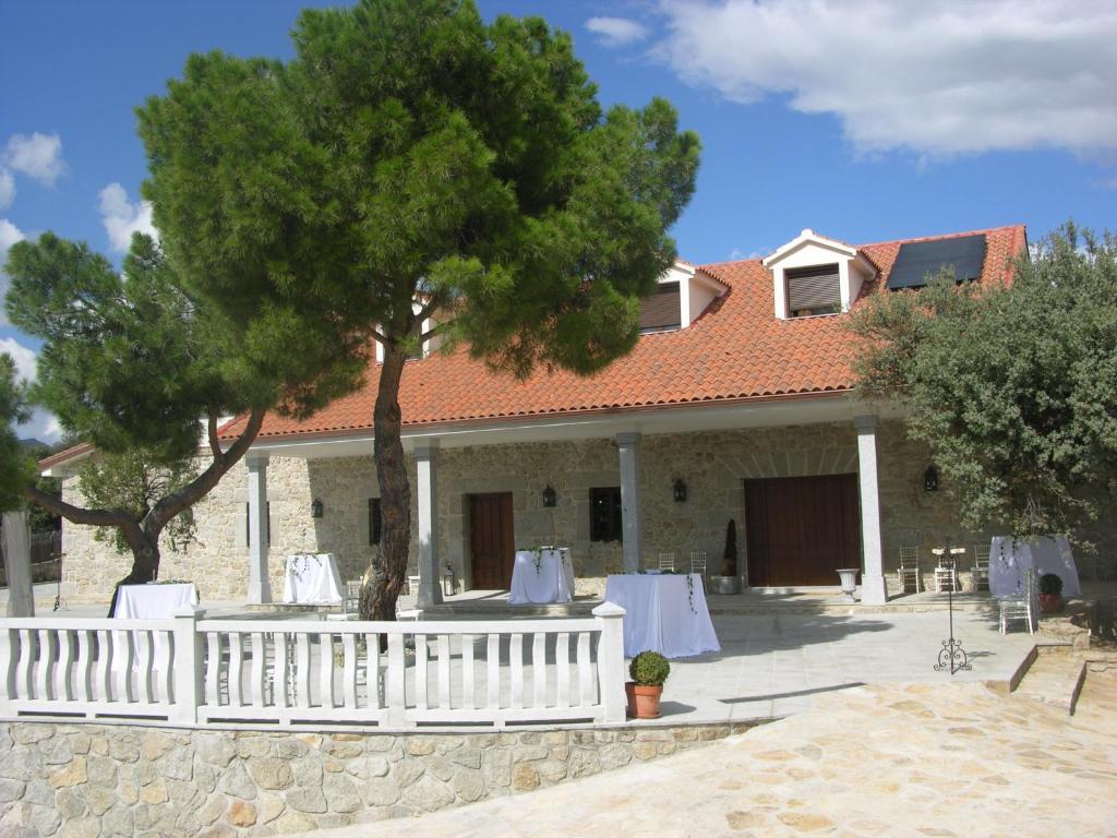 Casa de campo Albus Albi (España Colmenar del Arroyo ...