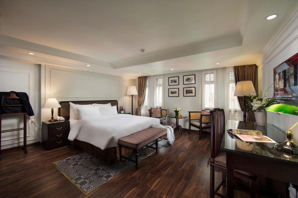 Khách Sạn Hồng Ngọc 1