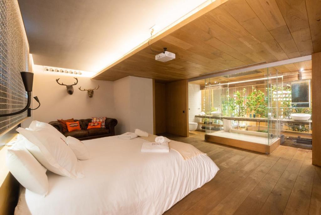 Departamento Petit Luxe Loft (España Terrassa) - Booking.com