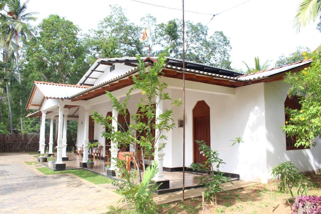 O edifício em que a hospedagem domiciliar se localiza