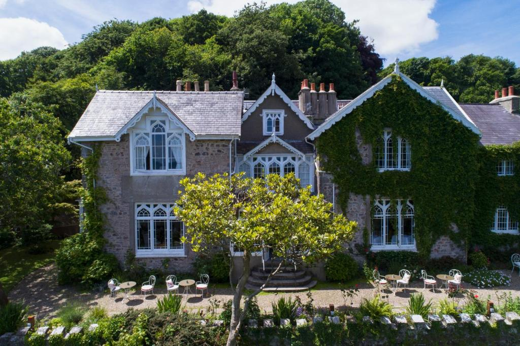 Penally Abbey Country House Hotel and Restaurant, Tenby ...