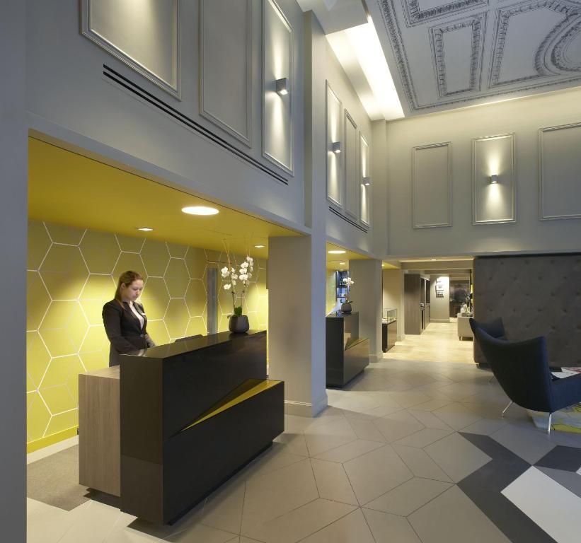 Apart hotel citadines trafalgar square reino unido for Londres appart hotel