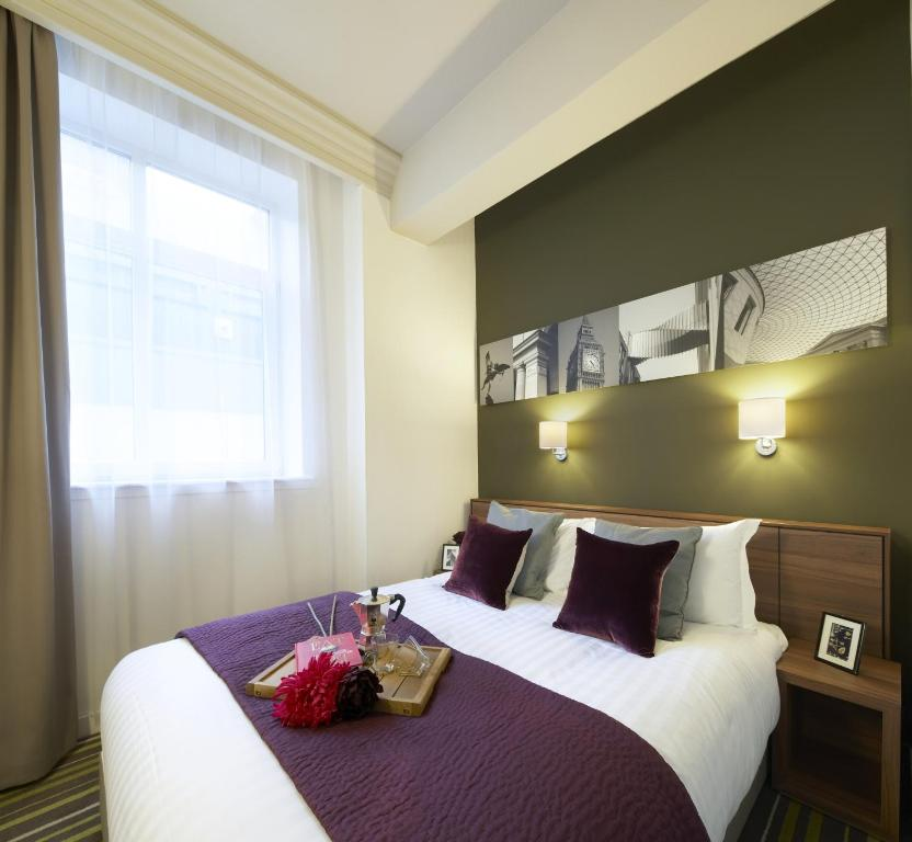Apart hotel citadines holborn reino unido londres for Londres appart hotel