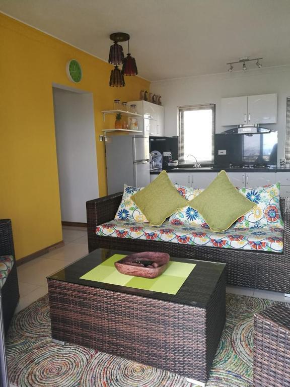 Apartamento Zanana Penthouse (Ilhas Maurício Palmyre ...