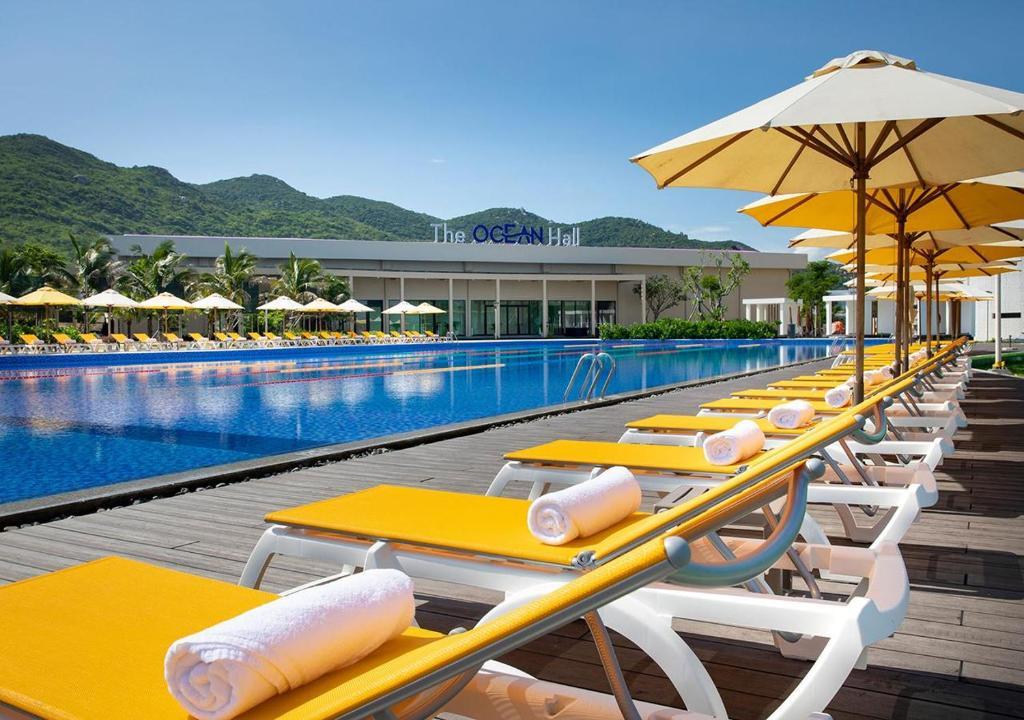 Kết quả hình ảnh cho banner oceanami resort long hai
