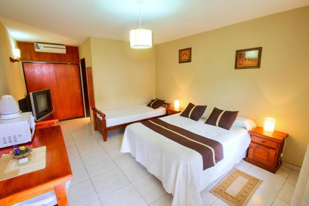 Apart hotel las palmeras argentina villa general belgrano for Appart hotel booking