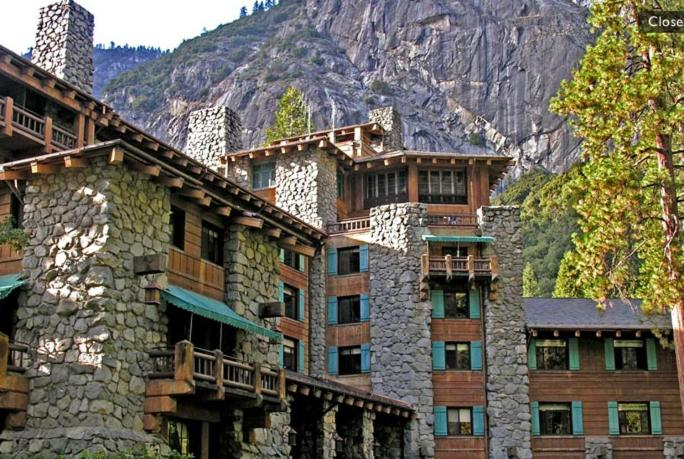 Ahwahnee Hotel Booking