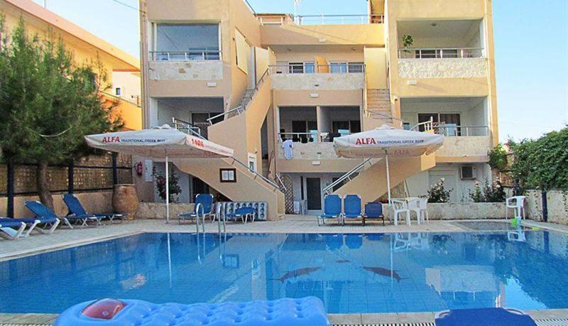Villa Chrissanthi Sea, Villa, Beach Road, Gouves, Crete, 70014, Greece