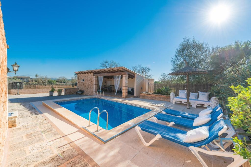 Villa Finca Horreo (España Campos) - Booking.com