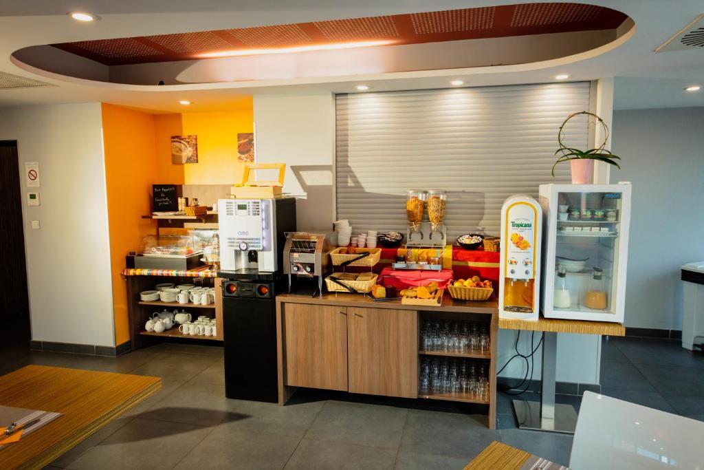 appart h tel mer golf city perpignan centre. Black Bedroom Furniture Sets. Home Design Ideas
