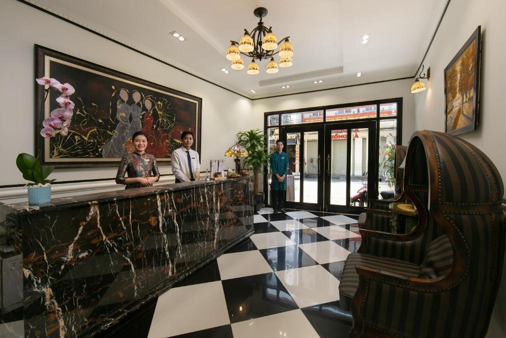 Khách sạn Hà Nội Garden
