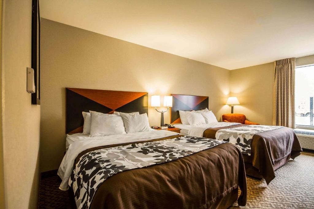 Sleep Inn & Suites Airport Milwaukee