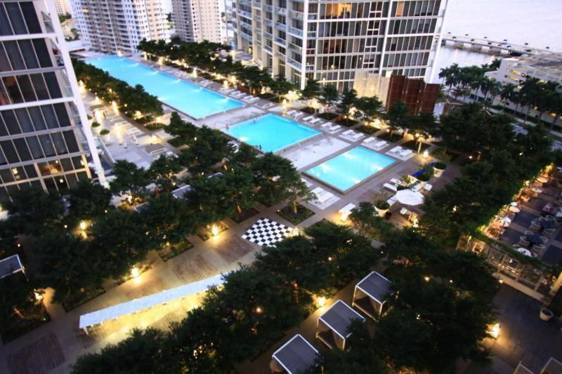 Waterfront Condo (EUA Miami) - Booking com