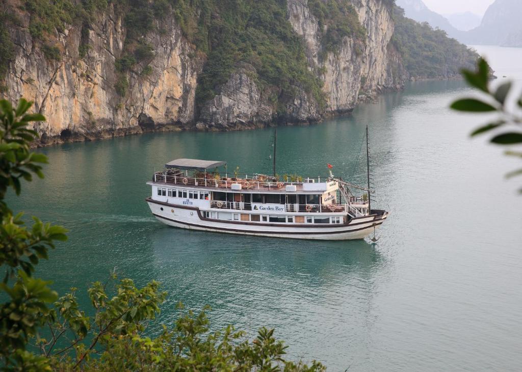 Du thuyền Marguerite Garden