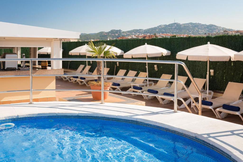 Booking Com Hotel H Top Royal Beach Lloret De Mar Spanien 1152